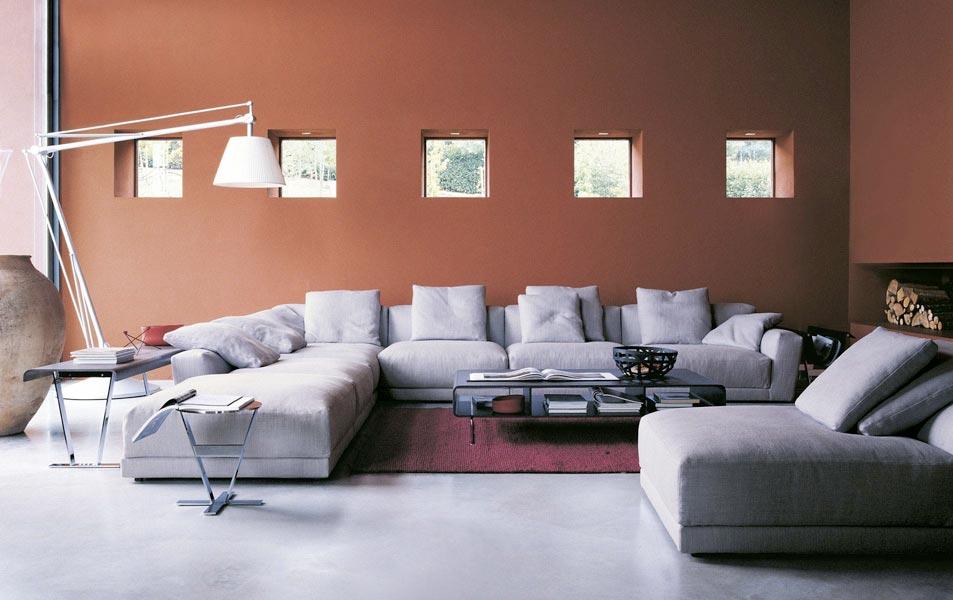 Luis divano componibile dammacco - Divano luis b b ...