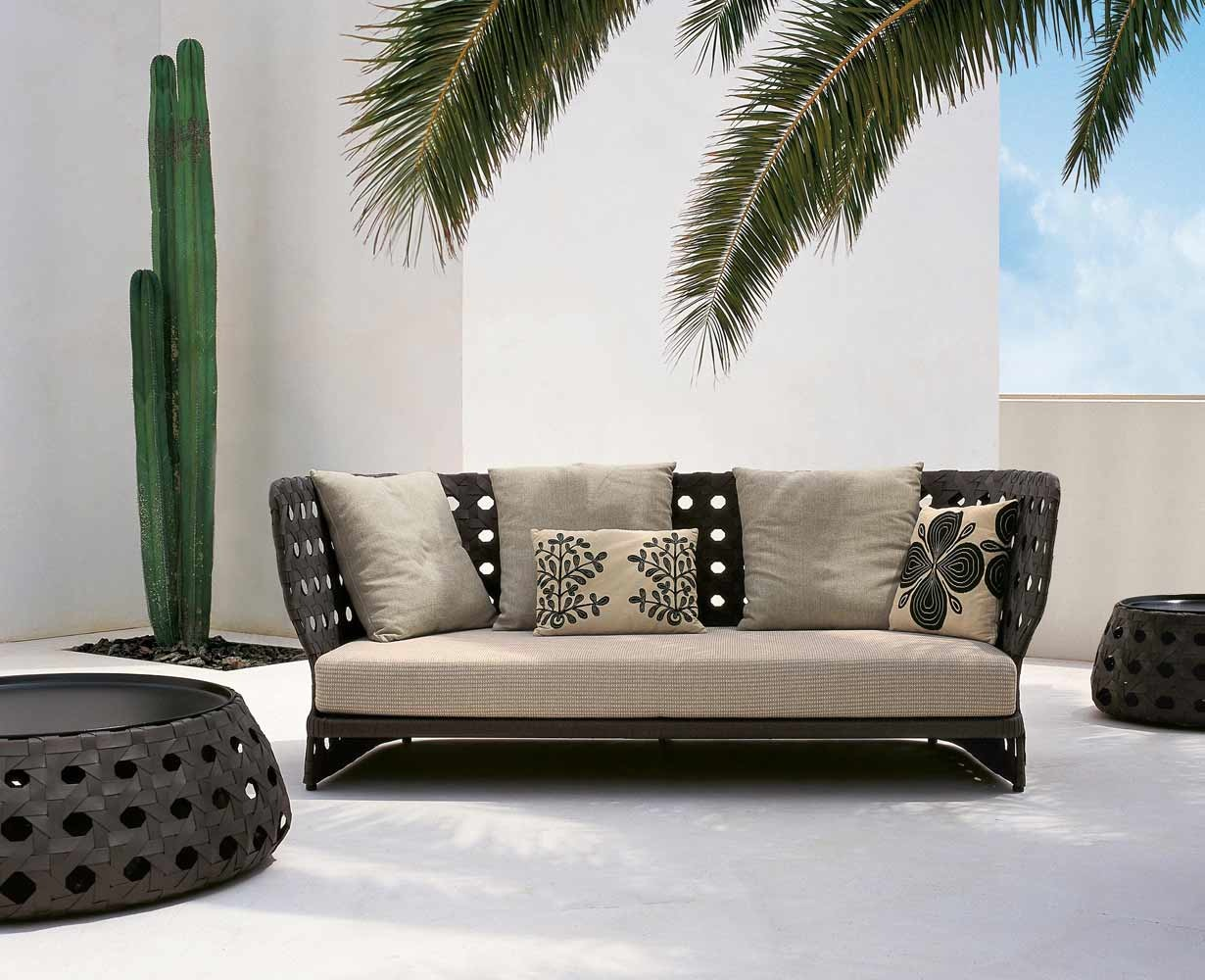 Canasta dammacco for Bb italia muebles
