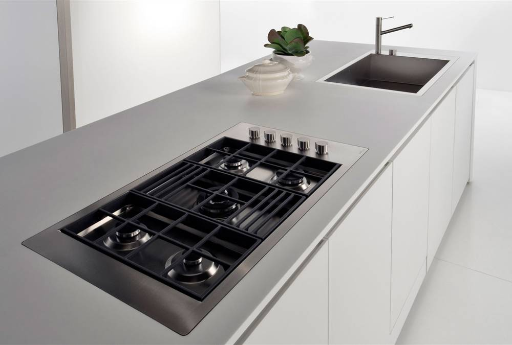 Case system 5 0 dammacco for Outlet cucine boffi
